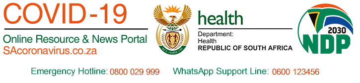 Visit the SA Coronavirus Information Portal for Covid-19 support and updates